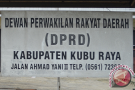 DPRD Kabupaten Kubu Raya dorong percepatan pembangunan kantor dewan
