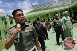 Pangdam: Prajurit Kodam II/Sriwijaya wajib tes urine
