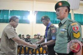 60 Prajurit TNI Ikuti Pelatihan Pertanian