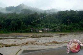 Banjir Rusak 170 Hektare Lahan Pertanian Sukabumi
