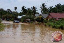 11 desa di Aceh Barat terendam banjir