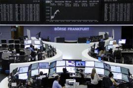 Saham Jerman naik tajam, Indeks DAX 30 melambung 2,07 persen