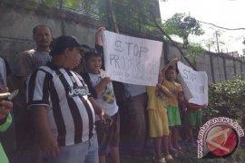 Warga Rawalumbu Bekasi Terusik Pemancangan Tiang LRT