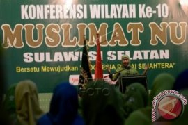 Presiden Jokowi Hadiri 70 Tahun Muslimat NU