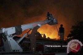 Keluarga korban kebakaran Rutan padati rumah sakit