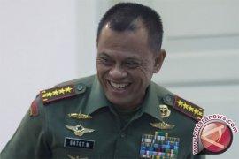 Panglima TNI minta Kodam Sriwijaya cegah Karhutla