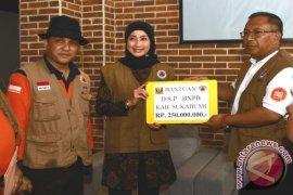 Bantuan Korban Bencana Sukabumi