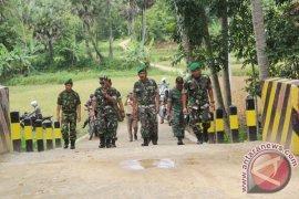 Mabes TNI Evaluasi Pelaksanaan TMMD Pamekasan