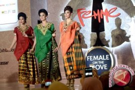Portal pagelaran fashion Femme diluncurkan