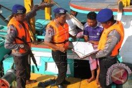 Praktek ilegal fishing berkurang di Aceh Utara