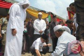 Ali Jaber Awali  Pembangunan Pesantren Mualaf Asahan