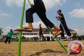 Pemkab Bangka Bangkitkan Kembali Olahraga Tradisional