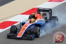 Susunan Start Para Pebalap Di Grand Prix Formula Satu Monaco