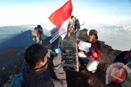 Gempa Padang tidak pengaruhi Gunung Kerinci