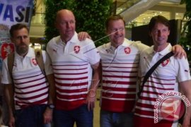 Bali United Uji Coba Lawan Legenda Ceko