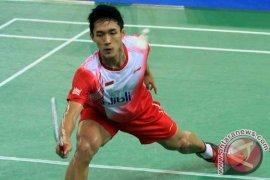 Jonatan Berpotensi Menang Atasi Chen Long