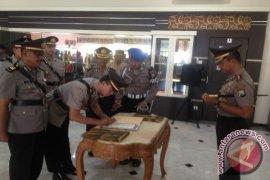 Kapolres Sidoarjo Minta Jajarannya Tingkatkan Keamanan Pilkades