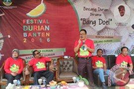 Distanak Promosikan Potensi Durian Banten Lewat Festival