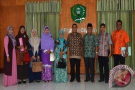 OWI Audensi Dengan Walikota Padangsidimpuan