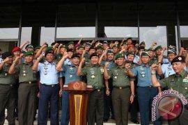 Anggota TNI harus S-1 untuk jabat fungsional keahlian