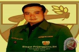 Blegur Prijanggono Calon Kuat Ketua Golkar Surabaya