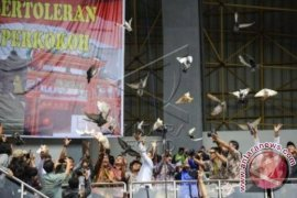 Toleransi umat beragama di Indonesia lebih tinggi daripada negara Malaysia