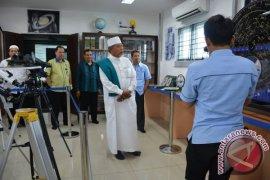 Observatorium Ilmu Falak UMSU Diusulkan Jadi Pusat Pengamatan Hilal Ramadhan