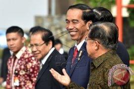 Temu Bisnis Presiden Jokowi Dengan Pengusaha Korea Selatan