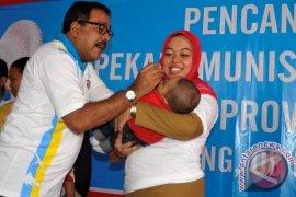 Pemprov Banten Targetkan 1,2 Juta Balita Diimunisasi Polio