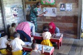 """""""Petasan"""", upaya Korem 121/ABW bantu peningkatan pendidikan daerah"""