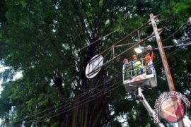 Pemkot Bogor Pasang 165 PJU Ramah Lingkungan