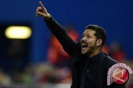 Simeone Anggap Atletico Seharusnya Bisa Menangi Derby Madrid