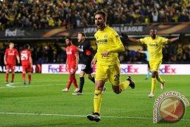 Gol menit akhir Lopez bawa Villarreal menang 1-0 atas Liverpool