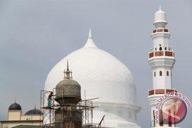 Renovasi Masjid Jelang Ramadhan