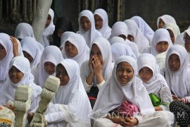 Doa Bersama Jelang UN SD