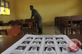 Persiapan UN SMP di Aceh Timur