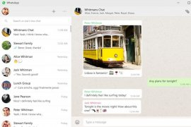 WhatsApp Rilis Aplikasi Desktop Pada Mac dan Windows