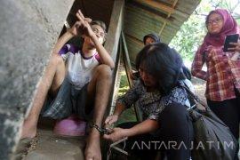 Kota Banjarmasin  entaskan  14 kasus pemasungan