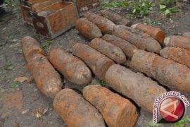 Polisi Amankan Temuan Mortir Di Sungai Belawan