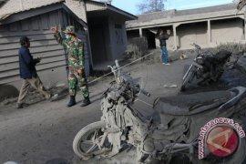 Korban tewas erupsi Sinabung terus bertambah