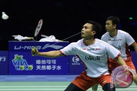 Indonesia Gagal Rebut Piala Thomas Ke-14