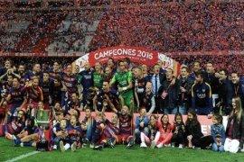 Bola Piala Raja Spanyol, Ini jadwal tandingnya