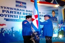 Pensiunan Birokrat Gabung Kepengurusan Demokrat Jatim