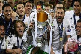 Ini hasil tanding 16 besar Liga Champions Eropa