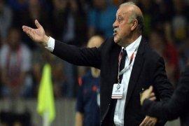 Pelatih Timnas Spanyol Vicente del Bosque  Mengundurkan Diri