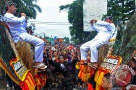 Pawai Budaya Tutup Rangkaian Hari Jadi Bogor