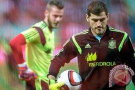 Casillas dicoret dari Timnas Spanyol