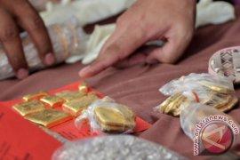 Polisi Merangin amankan delapan penambang emas liar