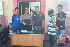 Polres Rejanglebong tangkap pencuri barang dalam mobil