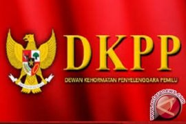 "DKPP tegaskan penyelenggara pemilu ""ngopi"" bareng Timses masuk pelanggaran etik"